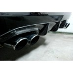 Mercedes E55 AMG W211 Limousine Heckdiffusor Carbon