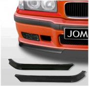 Spoiler Ecken für Stoßstange (Flaps), Front, Bmw E36 -3er, Sport Look