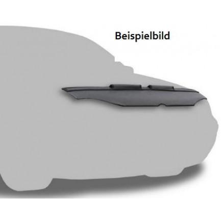 Haubenbra Audi A4 8H ( 02 - 06 ) Kunstleder schwarz