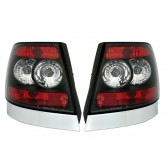 Heckleuchten Audi A4 B5 Limousine Schwarz