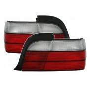 Heckleuchten Bmw 3er M3 E36 Coupe Cabrio in Rot Weiss