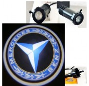 Led Laser Türlogo Mercedes