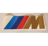 Bmw ///M Aufkleber Sticker