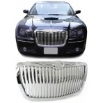 Nieren Grill Kühlergrill Chrysler 300C Chrom Rolls Royce Look