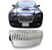 Nieren Grill Kühlergrill Chrysler 300C Chrom Rolls Royce Look