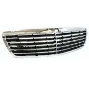 Nieren Grill Kühlergrill Mercedes E W211 Chrom